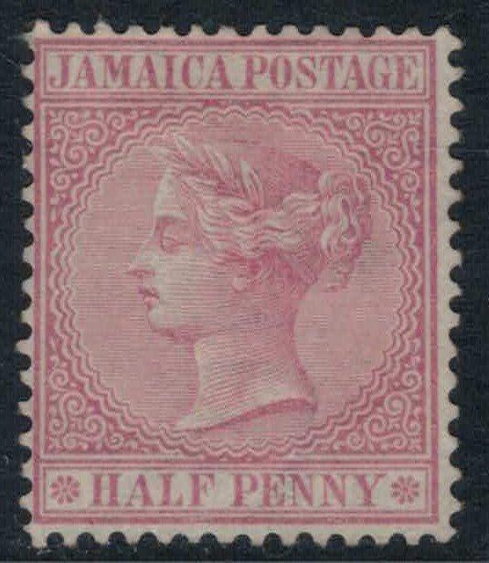 Jamaica #13* no gum  CV $21.00