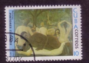 Cuba Sc. # 2155 CTO
