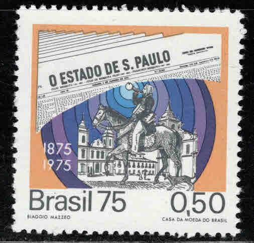 Brazil Scott 1375 MNH** stamp 1975