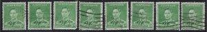 Australia 181b Used Lot of 24 (See Desc); SCV $19.20 ($.80ea)