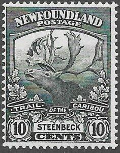 Newfoundland Scott Number 122 FVF H