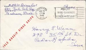 USO, WWII Related