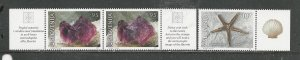 Slovenia Scott catalogue #453-454 Mint NH