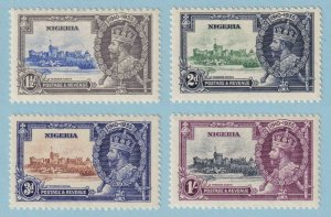 NIGERIA 34 - 37 MINT NEVER HINGED OG ** NO FAULTS EXTRA FINE! - V889