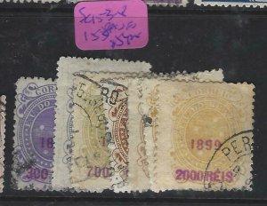 BRAZIL  (P0907BB)  SC 153-8, 158C  VFU