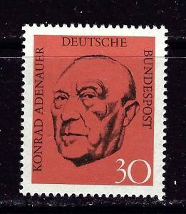 Germany 988 NH 1968 issue