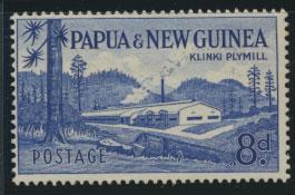 PNG - SG 21    Scott 143  Mint Hinged - SPECIAL