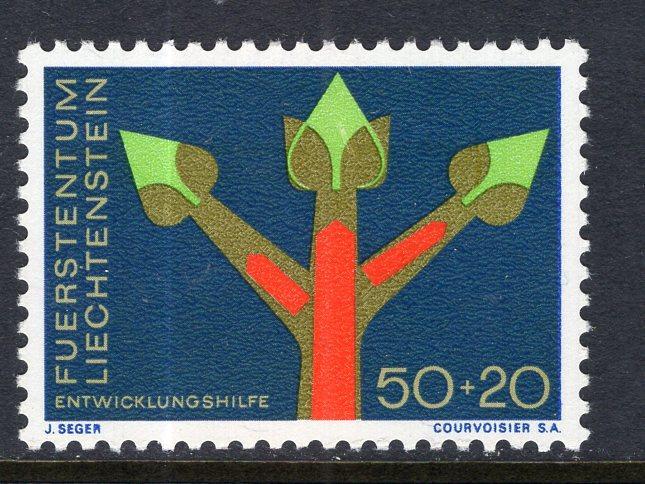 Liechtenstein B24 MNH VF