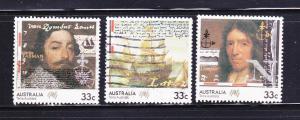 Australia 949-951 U Various