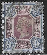 Great Britain 120 used 2018 SCV $32.50 -    -   4749