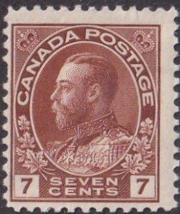 Canada #114 Mint