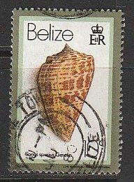 1980 Belize - Sc 476 - used VF - Conus spurius