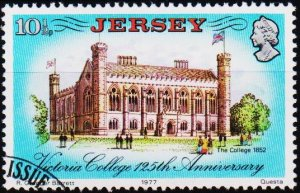 Jersey. 1977 10 1/2p S.G.180 Fine Used