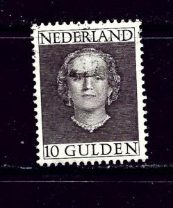 Netherlands 322 Used 1949 issue