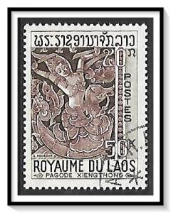 Laos #143 Sculptures CTO