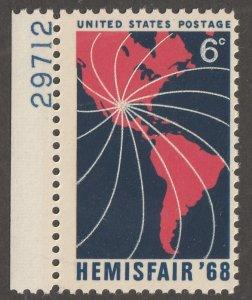 USA stamp, Scott# 1340, MNH, PNS, stamp, #1340PS