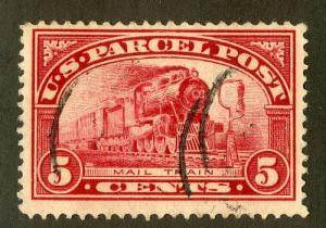 UNITED STATES Q5 USED SCV $2.25 BIN $0.90 PO MAIL TRAIN
