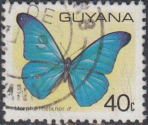 Guyana #284   Used