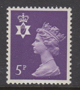 Great Britain Northern Ireland NIMH5 MNH VF