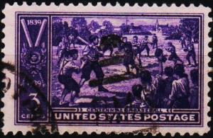 U.S.A. 1939 3c S.G.852 Fine Used
