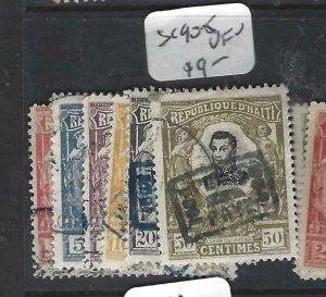 HAITI  (P1506B)  SC 90-5   VFU
