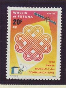 Wallis and Futuna Islands Stamp Scott #302, Mint Never Hinged