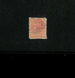 British Columbia (Canada) #2 Fine Used. (Cat.240.00) FORGERY