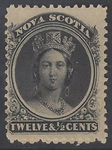 Nova Scotia #13 MLH CV$42.50 [199586]