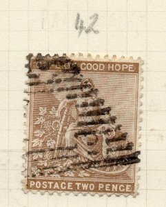 Cape of Good Hope 1882 Early Issue Fine Used 2d. 284463