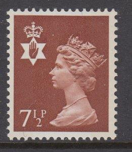 Great Britain Northern Ireland NIMH9 MNH VF