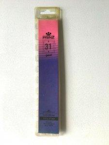 25pcs PRINZ Gard Stamp Strip Mounts Pre Cut Strips (31 x 210mm)