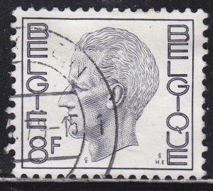 Belgium 761 King Baudouin 1972
