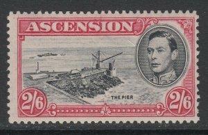 Ascension, Scott 47 (SG 45c), MNH