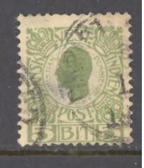 Danish West Indies 31 used (DT)