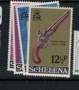 St Helena SC 267-70 MOG (7ecs)