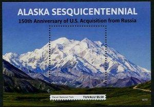 HERRICKSTAMP NEW ISSUES TUVALU U.S. Acquisition of Alaska S/S