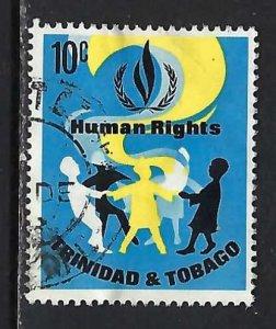 TRINIDAD & TOBAGO 137 VFU Z5740