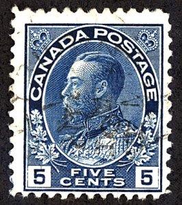 Canada #111 Used