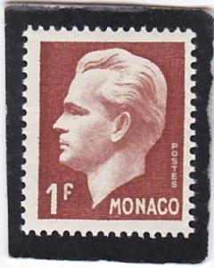 Monaco,  #  254   MNH