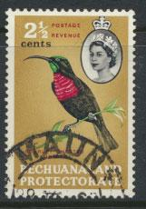 Bechuanaland  SG 170 Fine  Used