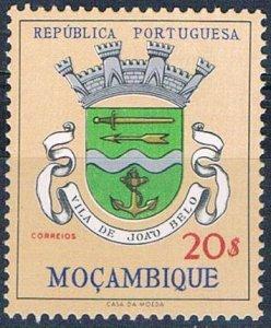 Mozambique 422 MNH Coat of Arms 1961 (MV0091)