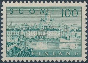 Finland stamp Hafen MNH 1958 Mi 496 WS140249