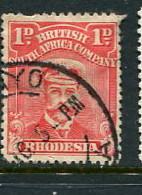 Rhodesia #120b used (Box2)