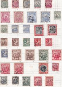 Barbados Stamps Ref 15084