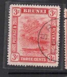 Brunei SG 37 VFU (6dha)