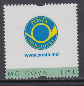 Moldova 886 MNH VF