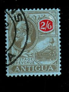 Antigua #62 Used F-VF Cat $65