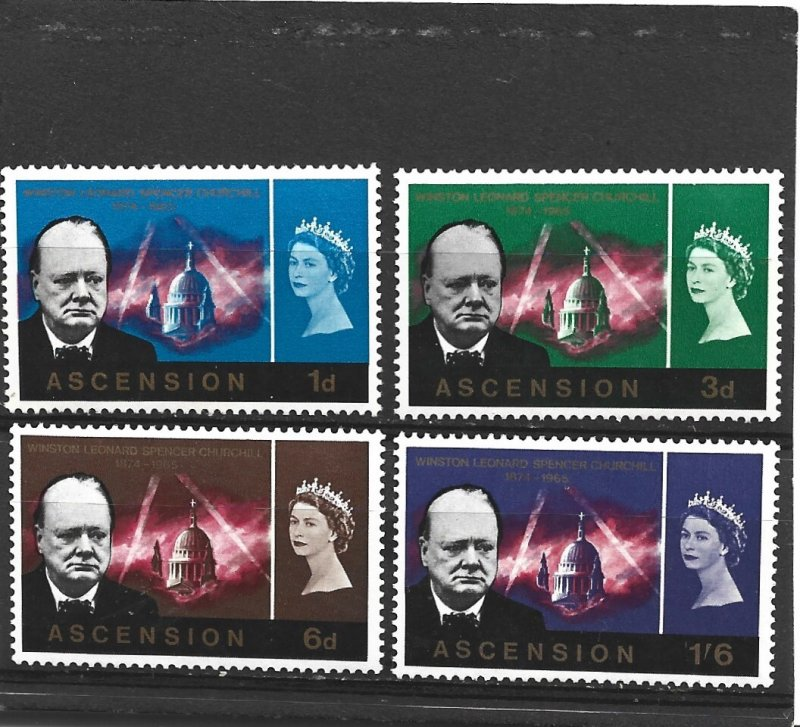 Ascension 1966 Churchill Set MLH