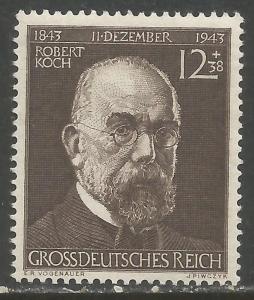 GERMANY B251 MNH 310A-4