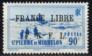 Saint Pierre And Miquelon  #238  MNH CV $21.00  (P688)